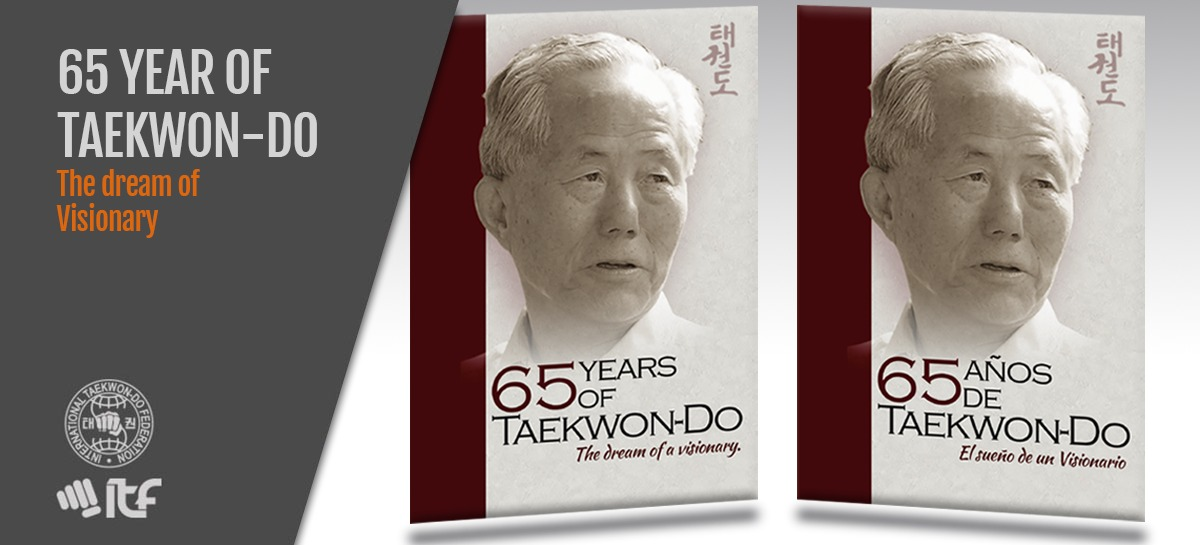 magazine 65 years of Taekwon-Do