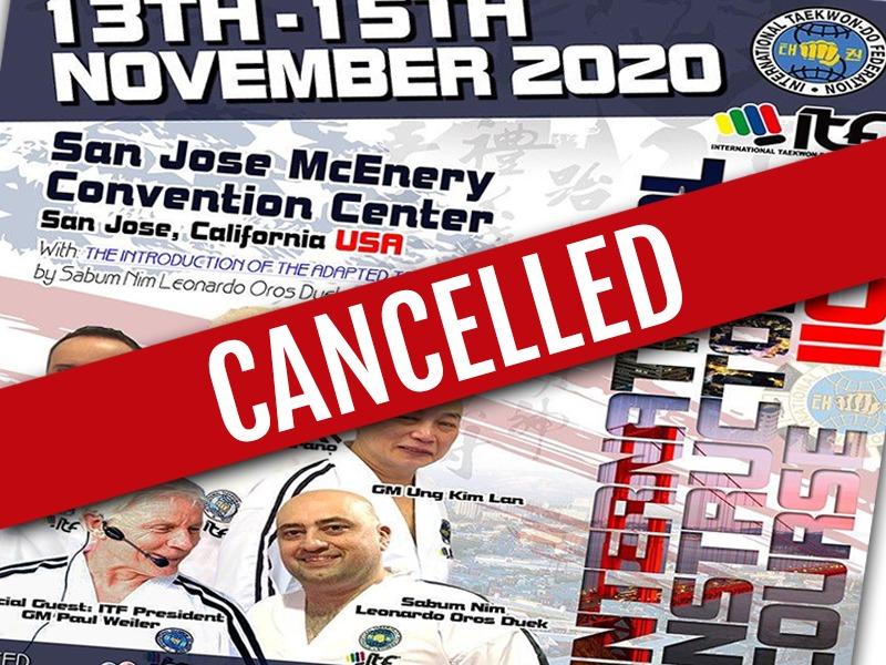 cancel-San José-USA