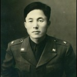 General Choi Hong-Hi, Army serial number: 10044