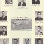 ITF Founding Members1972