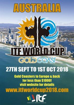 Australia WC 2018 flyer
