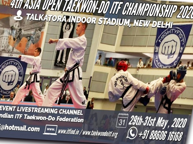 International Taekwon-Do Federation 4th Asi Open