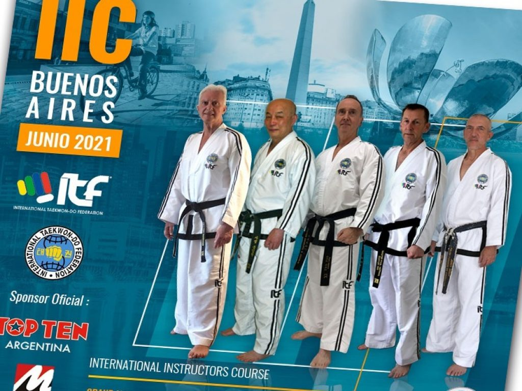 International Taekwon-Do Federation IIC Buenos Aires Argentina