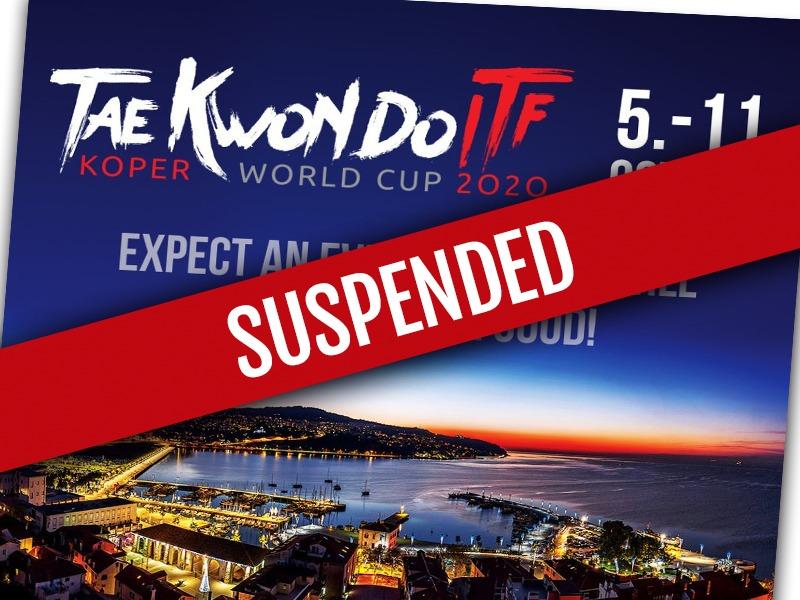 Koper-suspended