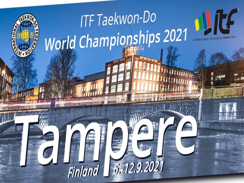 ITF Taekwon-Do World Championship TampereFinland