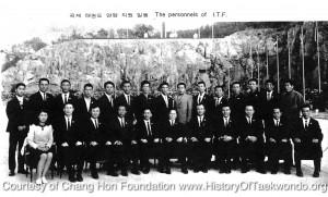 1968 Instructors Course Class Photo
