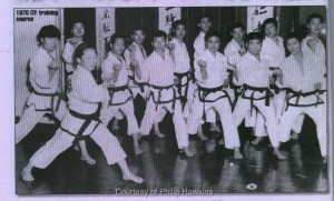 1970 ITF Training Course