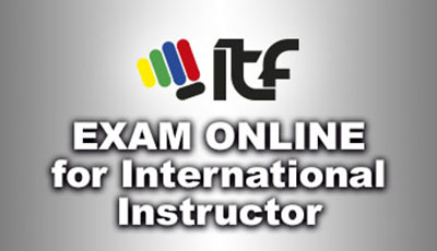 Banner with link to Exam Online