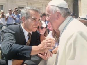 greetting pope 2
