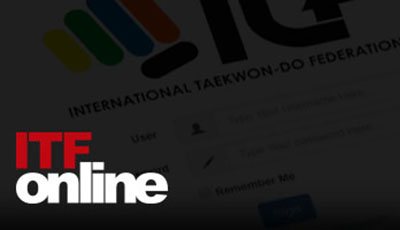 Banner link to ITF Online