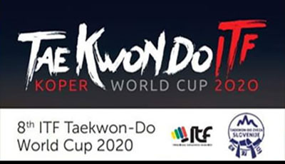 Banner with link to ITF World Cup 2020