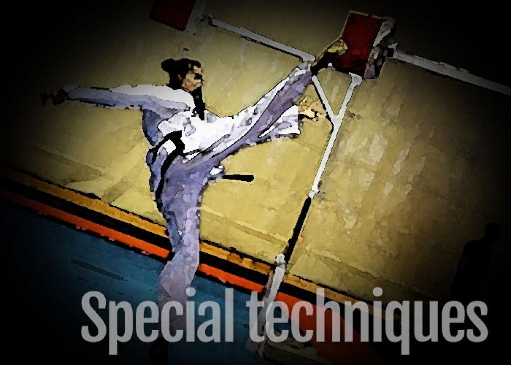 Special Techniques