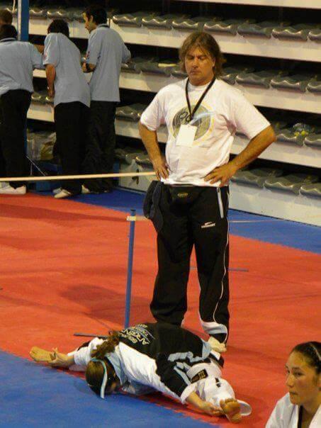 Edgardo Villanueva coach