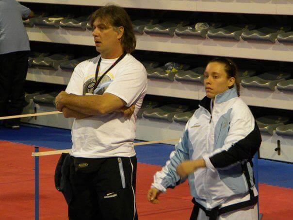 Soledad Serrano & coach