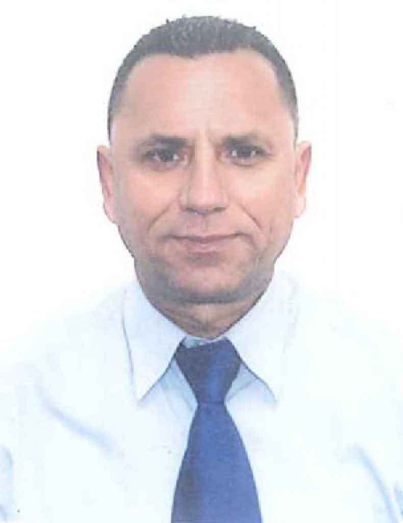 Mr.Ardjan Caushi