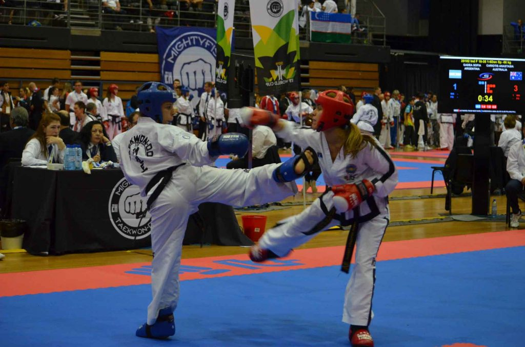 Competition-Sparring-men