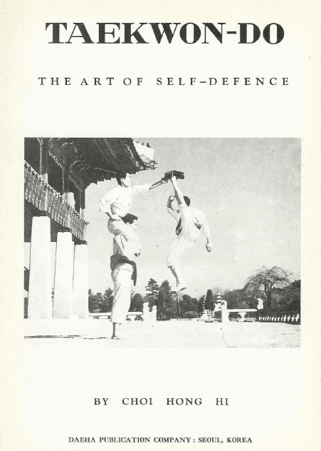 Publications-Taekwon-Do-The-Art-of-Self-Defence-Choi-Hong-Hi-1965 - Pag. 2-ok