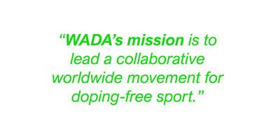 WADA-Mission