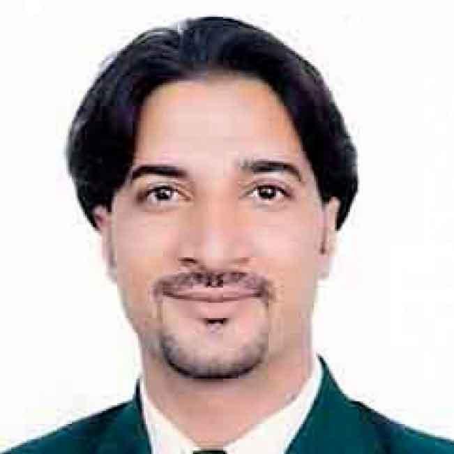 Mr.Rana Sadaqat Ali