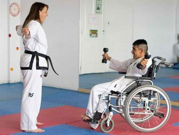 Adapted-Taekwon-Do