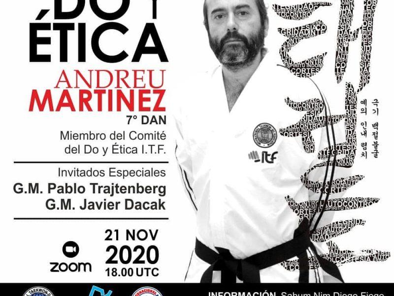 Poster Martinez Do Speech in Argentina VI