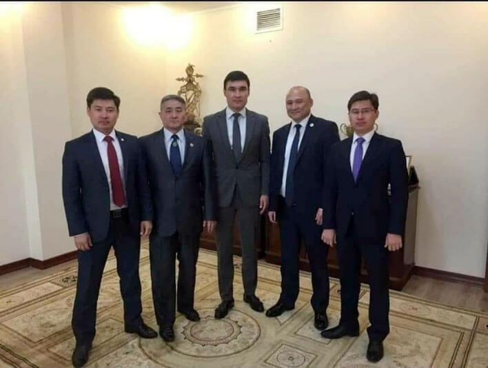 Kazakhstan-meeting