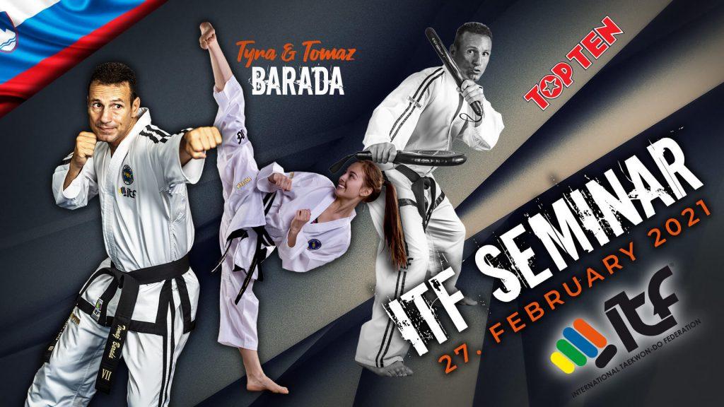 Athletes Committee Online Seminar Barada