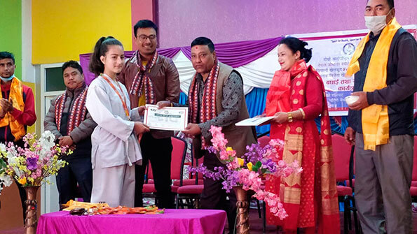 Nepal-ITF-Players-and-referees-honored-3