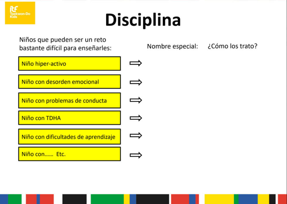 Online-International-Kids-Course-Spanish-Discipline