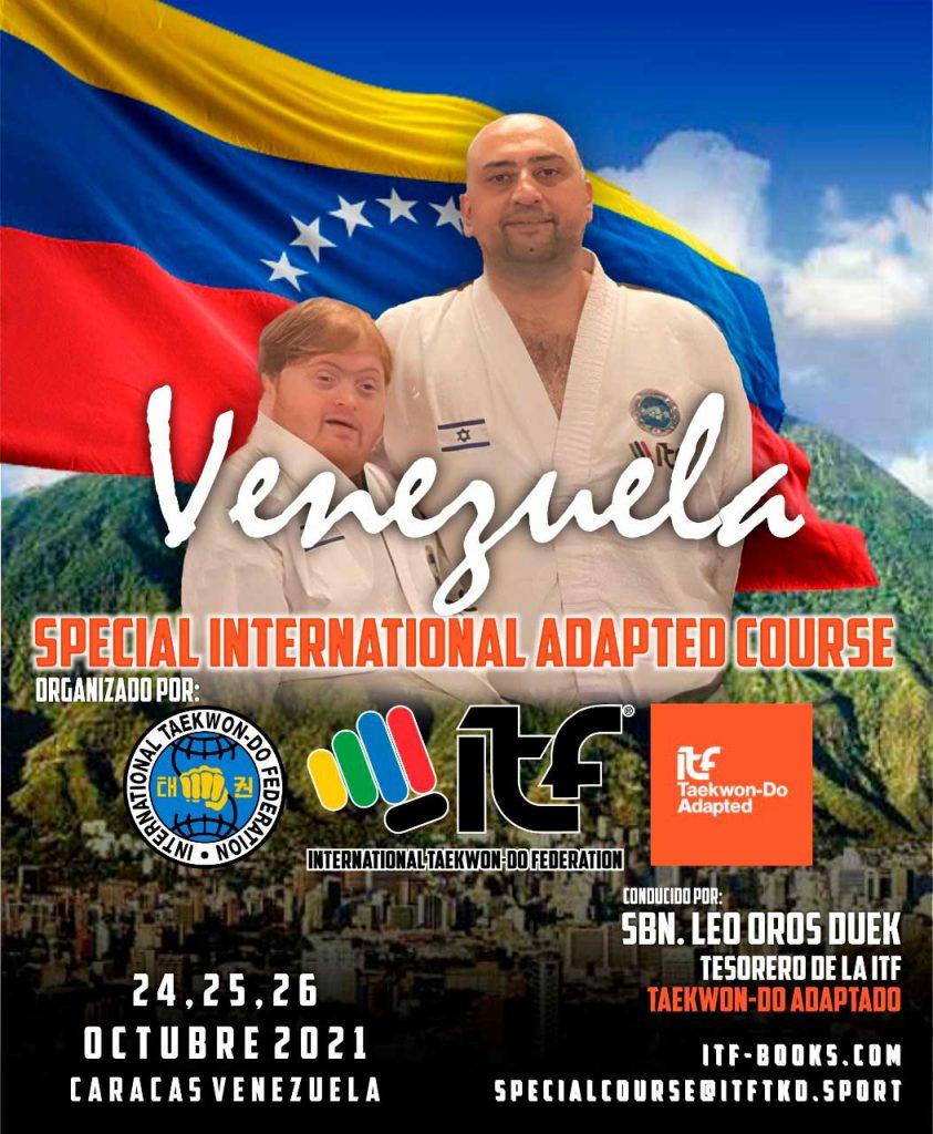 Flyer-Adapted-Course-Venezuela