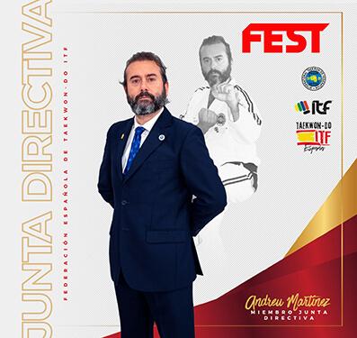 FEST Elections Andreu Martínez