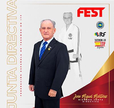 FEST Elections José Miguel Martínez
