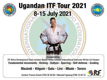 Featured Image Ugandan ITF Tour 2021
