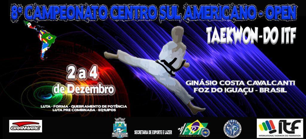 8º Campeonato Centro Sudamericano 2021